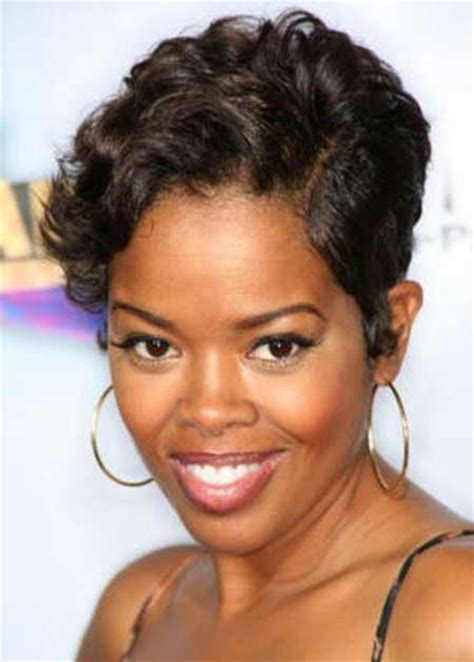 kinky pixie cuts short hairstyles for black women 2013 2014 hairstyle
