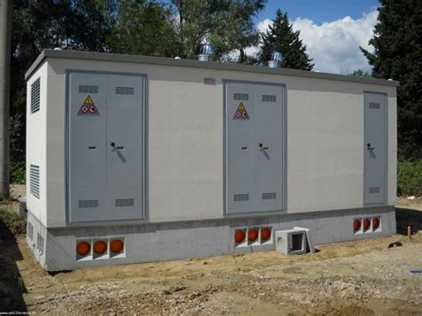 cabina di trasformazione elettrica cabine di trasformazione mt bt