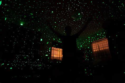 glow in the dark stars bedroom glow in the dark stars were cool but my daughter needed something better fiber optic