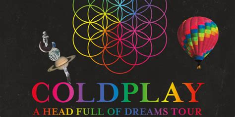 coldplay news 2017 a head full of dreams coldplay european tour 2017