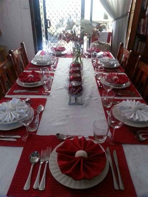 christmas table setting pinterest the world s catalog of ideas