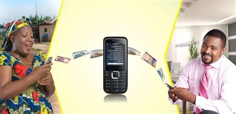 money mobile mobile money booths out number bank branches business