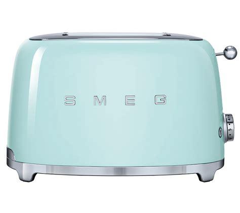Green Toaster Buy Smeg Tsf01pguk 2 Slice Toaster Pastel Green Free