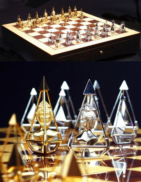 Unusual Chess Sets by 30 Unique Home Chess Sets
