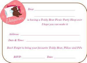 sleepover invitation template sleepover invitations template best template collection