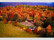 The Best Times And Places To See Fall Foliage In West ... Greenbrier Resort West Virginia
