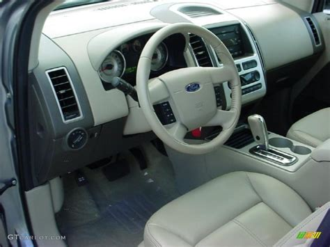 2007 Ford Edge Interior by Camel Interior 2007 Ford Edge Sel Plus Photo 38653074