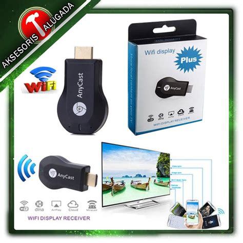 Anycast M2 Plus Miracast Hdmi Media Player 1 jual anycast ezcast m2 plus wifi display usb dongle miracast media player berkualitas di lapak
