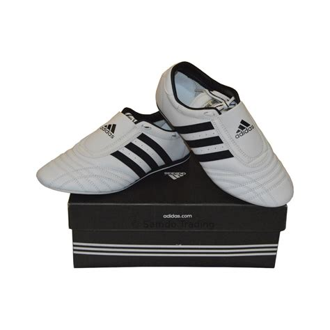 adidas martial arts taekwondo shoes leather classic