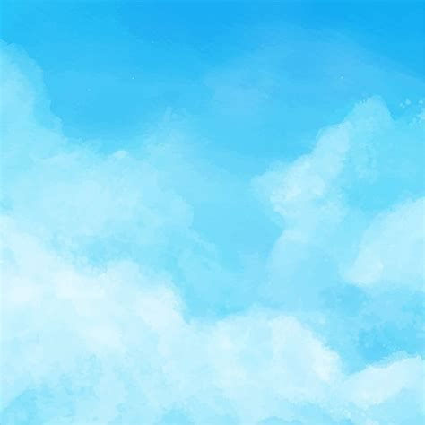 blue sky white clouds theme photography backgrounds vinyl
