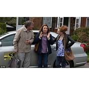 Coronation Streets Melanie Hill Ties Knot In Doc Martens