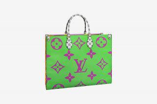 louis vuitton colorful monogram louis vuitton debuts colorful monogram bags for summer 2019