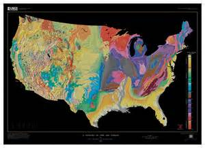 united states geological survey maps thematic data