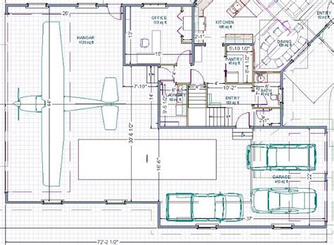 Hangar House Floor Plans House Plans Hangar House Plans