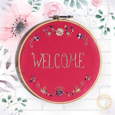 Welcome Sign Hoop 82 gambar hoop terbaik di