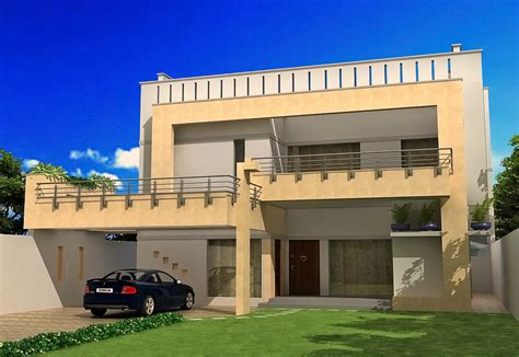 pakistani house architecture designs architectural home design by ahmed waqas category