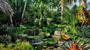 Home Design Lover by 10 Easy Steps To Make Your Dream Tropical Garden A Reality