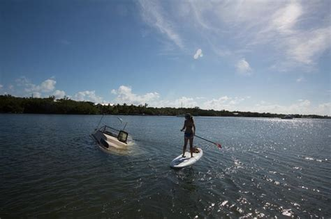cheap boat rental in key largo abandoned boat picture of paddle the florida keys