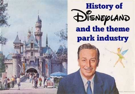theme park facts disneyland history and why theme parks ever happened