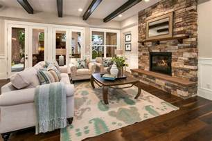 Living Room Colors With Beams 39 Beautiful Living Rooms With Hardwood Floors Designing
