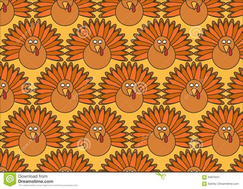 can you pattern turkeys gifts cartoons illustrations vector stock images