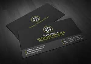 attorney business cards 15 cool lawyer business cards printaholic
