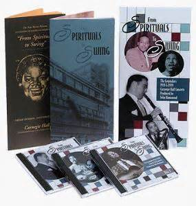 from spirituals to swing from spirituals to swing legendary 1938 1939 concerts
