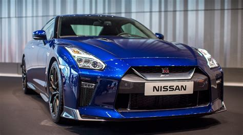 nissan supercar 2017 2017 nissan gt r nismo blue supercars and information
