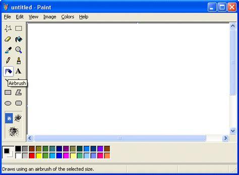 painting computer wpirsn paint