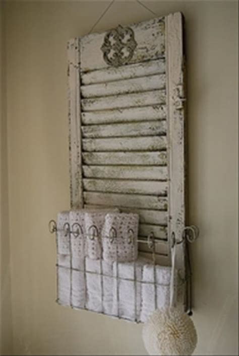 Decorating Ideas For Shutters Creative Uses For Window Shutters 20 Pics