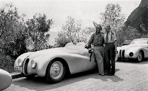 bmw  mille miglia roadster supercarsnet