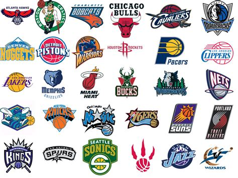 Mba Team Names by Nba Team Logo Wallpaper Graphics All 32 Nba Teams