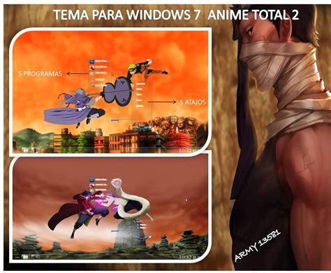 descargar tema de naruto shippuden para windows 7 ultimate tema para windows 7 4 guerra ninja by army13581 on deviantart