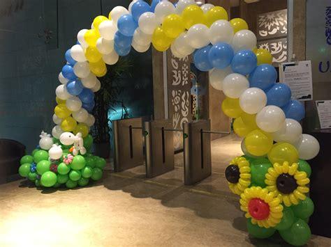 Balloon Party Theme » Home Design 2017