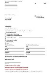 Angebot Umzug Vorlage Vorlage K 252 Ndigung Strom Und Gas