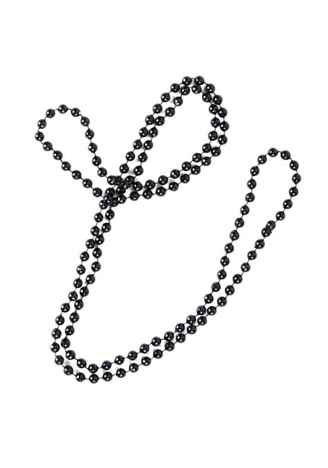 how to make flapper knot flapper beads black fancy that