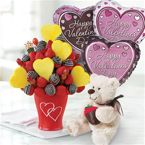 edible arrangements valentines for him edible arrangements 174 fruit baskets the best valentine s