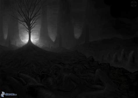 imagenes de oscuros records ciemny las