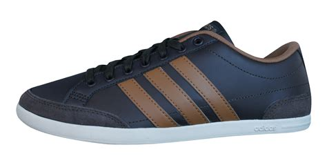 Adidas Neo Caflaire Brown Pria adidas neo caflaire lo grey