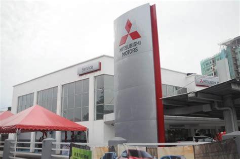 Mitsubishi Centre Mitsubishi Opens New 3s Centre On Jln Chan Sow