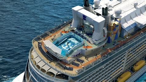 royal caribbeans newest ship royal caribbean s new star quantum of the seas
