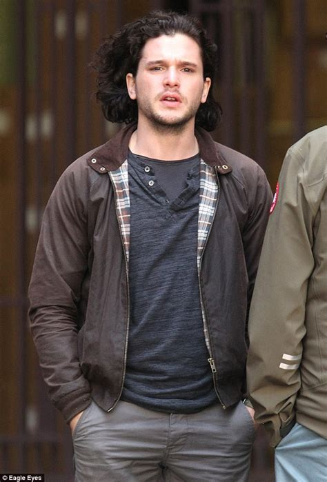 Hair Style Kit Cyty by Kit Harington Traffic For Spooks The