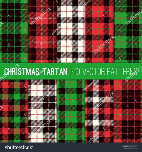 plaid pattern en espanol christmas tartan plaid patterns red green white and