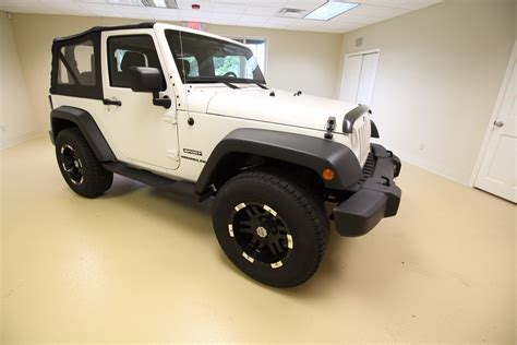 used jeep wrangler albany ny 2012 jeep wrangler sport 4wd stock 17114 for sale near