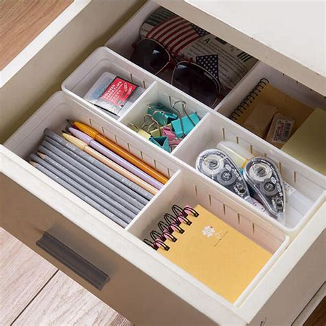 5s Schublade by Adjustable New Drawer Organizer Kitchen Board Free Divider