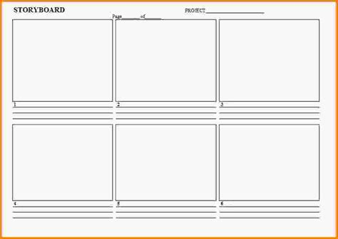 13 video storyboard template letter template word