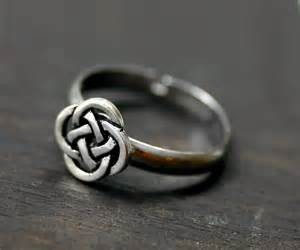 Celtic Infinity Celtic Ring Eternity Knot Infinity Ring