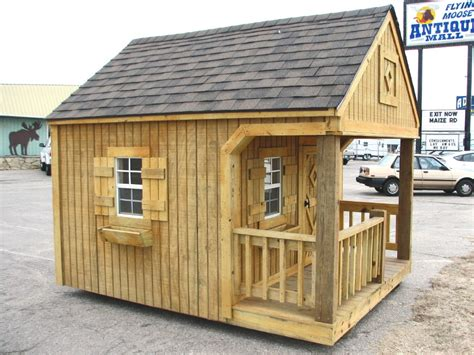 shed playhouse plans portable playhouse by better built storage buildings