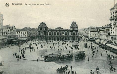 1334809410 histoire anecdotique du theatre de gare du nord place rogier bruxelles brussels brussel