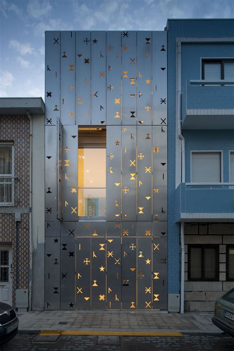 Notre Dame Wall Mural perforated building facades that redefine traditional design
